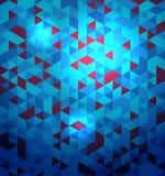 текстурированная синь предпосылки Иллюстрация вектора