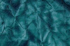 текстурированная синь предпосылки Стоковая Фотография