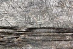 Текстурированная старая деревянная предпосылка Стоковые Изображения