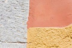 текстурированная стена Стоковое Изображение