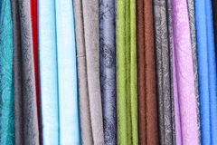текстурированная ткань Стоковые Фото