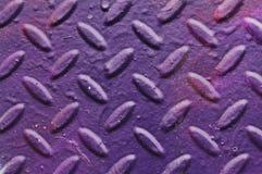 текстурированное металлическое предпосылки Стоковое Фото