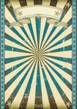 текстурированное ретро предпосылки голубое Стоковая Фотография RF