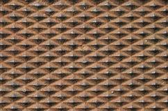 текстурированное ржавое металла предпосылки Стоковая Фотография RF