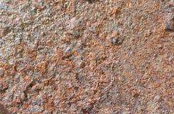текстурированное ржавое металла предпосылки Стоковые Фото