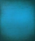 текстурированное grungy предпосылки треснутое синью Стоковые Фото