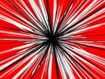 Текстурированные радиальные линии распространяя влияние взрыва Starburst, солнце иллюстрация вектора