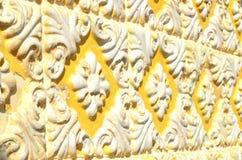 Текстурированные старые португальские плитки Стоковые Изображения