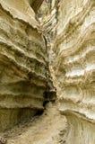 текстурированные стены Стоковые Фото