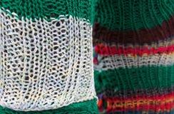 Текстурированные шерсти Стоковые Изображения