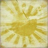 текстурированный восход солнца предпосылки grungy высоки Стоковое Фото