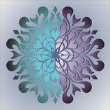текстурированный картиной традиционный сбор винограда вектора Стоковое Изображение RF