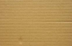 текстурированный картон предпосылки Стоковое Фото