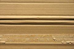 текстурированный картон предпосылки Стоковые Фотографии RF