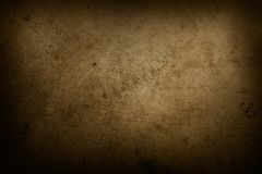 текстурированный коричневый цвет предпосылки Стоковые Фотографии RF