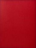 текстурированный красный цвет предпосылки Стоковая Фотография