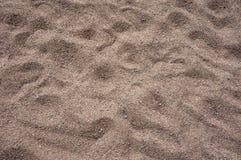 Текстурированный песок Стоковые Фотографии RF