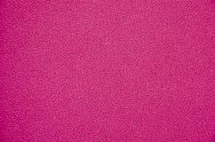 Текстурированный пинк предпосылки, бумажная стена Стоковое Фото