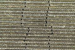 Текстурированный рециркулированный картон стоковые фотографии rf