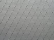 текстурированный серебр металла предпосылки Стоковые Фотографии RF