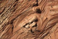 текстурированный утес Стоковое фото RF