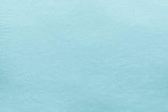 Текстурируйте старую бумагу бледного - голубой цвет Стоковая Фотография