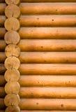 Текстуры деревянных журналов Стоковое Изображение