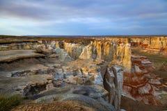 Текстуры каньона угольной шахты различные стоковая фотография rf