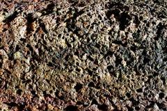 Текстуры, поверхность, утес Стоковое Фото