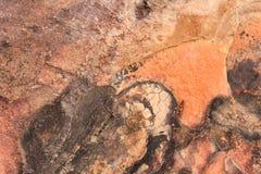 Текстуры 3 утеса Стоковые Фотографии RF