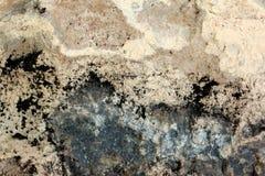 Текстуры 3 утеса Стоковая Фотография RF