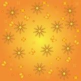текстуры цветков Стоковое Фото