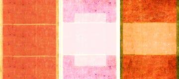 текстуры 3 предпосылки симпатичные Стоковые Изображения