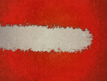 текст космоса лозунга предпосылки пустой красный Стоковое Фото