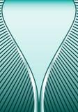 текст космоса экземпляра абстрактной предпосылки голубой Стоковое фото RF
