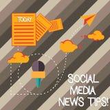 Текст почерка писать социальные подсказки новостей средств массовой информации Пути онлайн связей интернета смысла концепции новы бесплатная иллюстрация