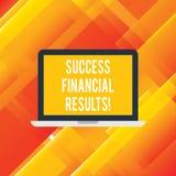 Текст почерка писать финансовые результаты успеха Количество смысла концепции выгоды компания делает во время периода бесплатная иллюстрация