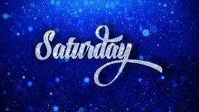 Текст субботы голубой желает приветствия частиц, приглашение, предпосылку торжества