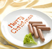 текст remowe шутки рождества легкий к Стоковые Фотографии RF