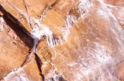 текущая вода Бразилии Стоковое Фото