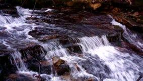 текущая вода видеоматериал