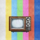 телевидение рециркулированное бумагой tv иконы корабля Стоковые Изображения