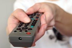 Телевидение стоковая фотография
