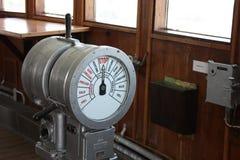 телеграф машины Стоковая Фотография