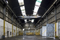 тележка гаража тяжелая Стоковое фото RF