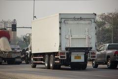 Тележка груза JSN Транспортировать Компании Стоковое фото RF