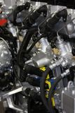 тележка двигателя Стоковое Изображение RF