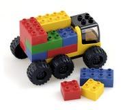 тележка игрушки стоковое изображение rf
