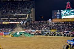 тележка стадиона изверга ангела Стоковое Изображение RF