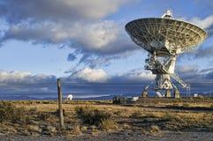 телескопы радио изображения Стоковые Фото